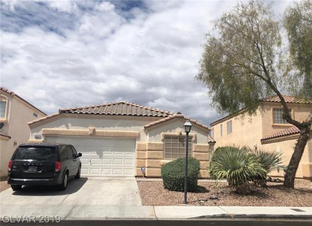 5117 Tropical Rain, North Las Vegas, NV 89146 (MLS #2087248) :: Capstone Real Estate Network