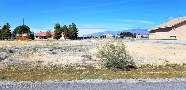 120 E Domingo, Pahrump, NV 89048 (MLS #2087358) :: Capstone Real Estate Network