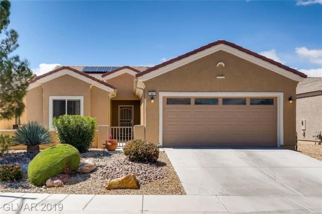 7441 Grassquit, North Las Vegas, NV 89084 (MLS #2087373) :: Vestuto Realty Group