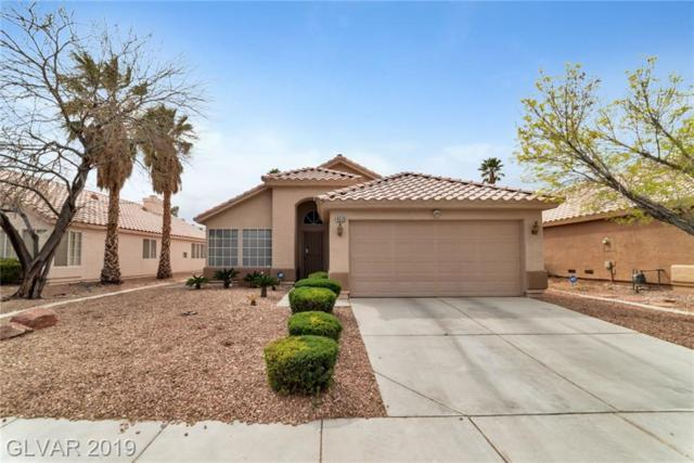 4513 Blue Royal, Las Vegas, NV 89130 (MLS #2087393) :: The Snyder Group at Keller Williams Marketplace One