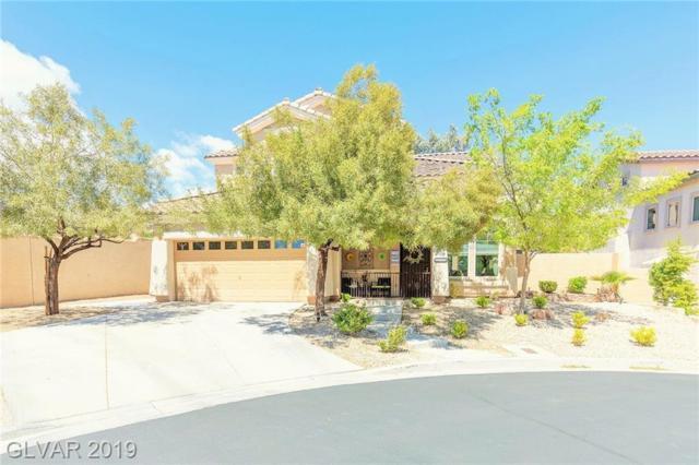 11768 Via Vera Cruz, Las Vegas, NV 89138 (MLS #2087552) :: Five Doors Las Vegas