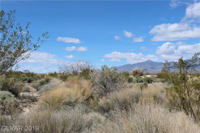 10 E Pechstein, Pahrump, NV 89060 (MLS #2087687) :: Five Doors Las Vegas