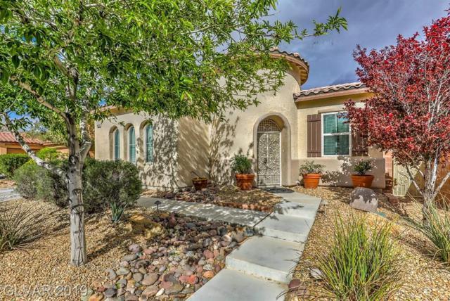 6430 Gilded Flicker, North Las Vegas, NV 89084 (MLS #2087702) :: Five Doors Las Vegas