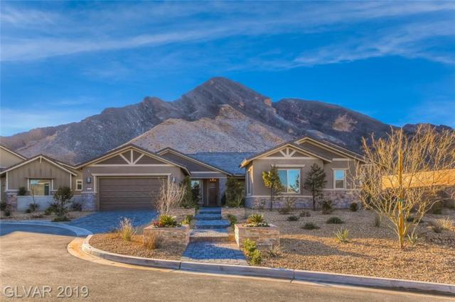 3091 Conservation Court, Las Vegas, NV 89138 (MLS #2087722) :: The Snyder Group at Keller Williams Marketplace One