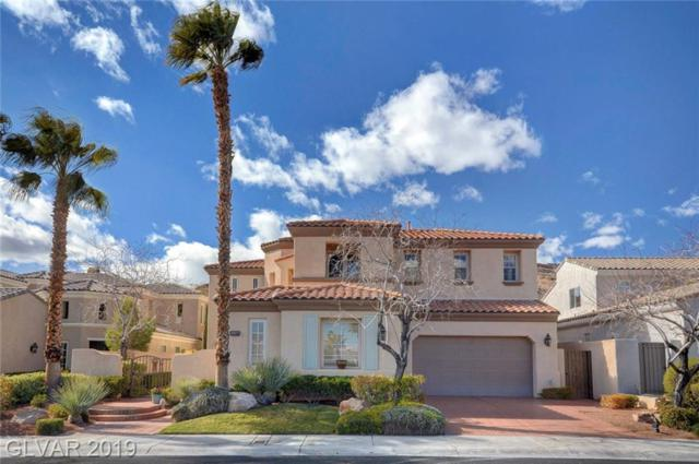 2927 Turtle Head Peak, Las Vegas, NV 89135 (MLS #2087780) :: Five Doors Las Vegas