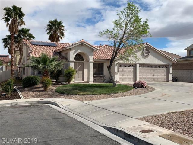 6642 Hedge Top, Las Vegas, NV 89110 (MLS #2087799) :: Capstone Real Estate Network
