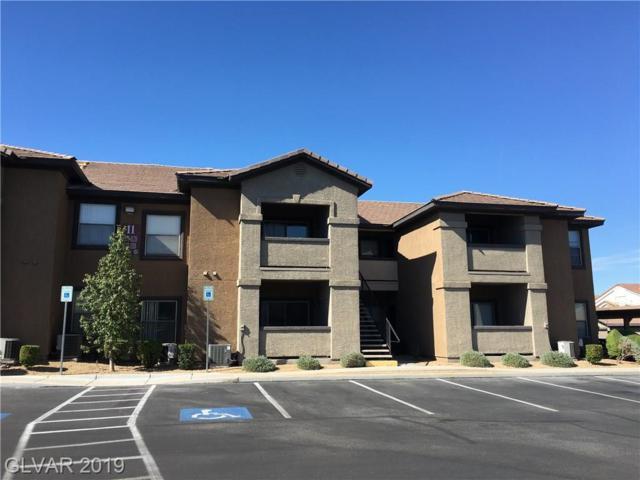 45 Maleena Mesa #1112, Henderson, NV 89074 (MLS #2087883) :: The Snyder Group at Keller Williams Marketplace One