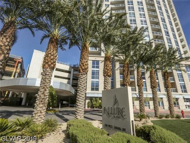 200 W Sahara #2407, Las Vegas, NV 89102 (MLS #2087957) :: The Snyder Group at Keller Williams Marketplace One