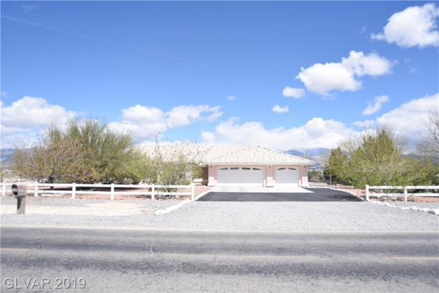 2841 S Dandelion, Pahrump, NV 89060 (MLS #2087967) :: Capstone Real Estate Network