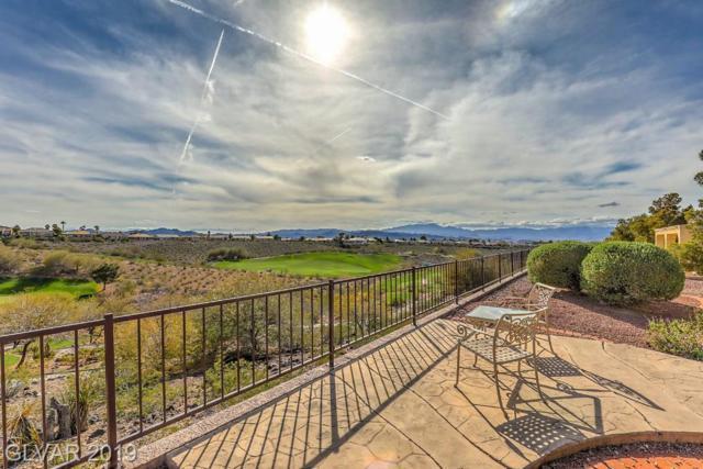 1721 Warrington, Henderson, NV 89052 (MLS #2087970) :: Five Doors Las Vegas