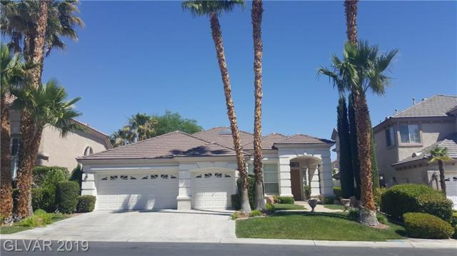 8832 Montagna, Las Vegas, NV 89134 (MLS #2088021) :: Five Doors Las Vegas