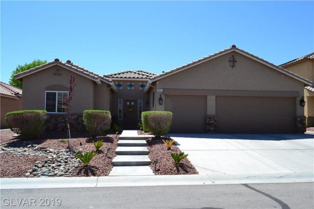 6001 Cancun, North Las Vegas, NV 89131 (MLS #2088022) :: Vestuto Realty Group