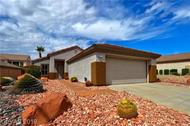 477 Edgefield Ridge, Henderson, NV 89012 (MLS #2088035) :: The Snyder Group at Keller Williams Marketplace One