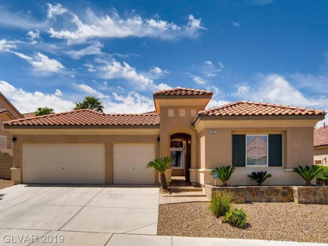 1207 Martini, Henderson, NV 89052 (MLS #2088039) :: The Snyder Group at Keller Williams Marketplace One