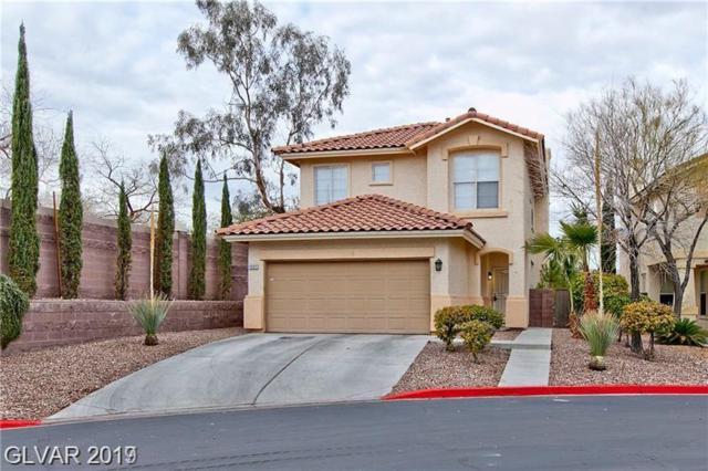 1201 Padre Serra, Las Vegas, NV 89134 (MLS #2088136) :: Five Doors Las Vegas
