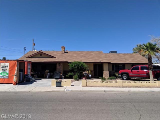 4710 Cincinnati, Las Vegas, NV 89104 (MLS #2088216) :: Five Doors Las Vegas