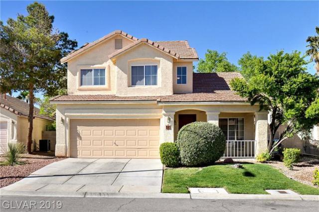 540 Pomerol, Las Vegas, NV 89123 (MLS #2088336) :: Capstone Real Estate Network