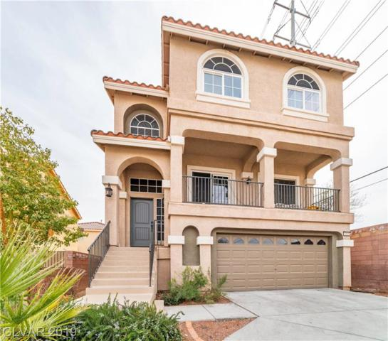 6895 Treble Clef, Las Vegas, NV 89139 (MLS #2088428) :: Five Doors Las Vegas