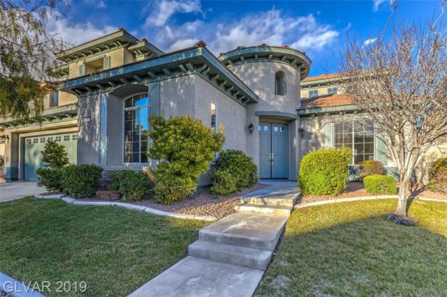 3552 Coventry Gardens, Las Vegas, NV 89135 (MLS #2088440) :: The Snyder Group at Keller Williams Marketplace One