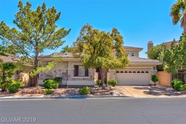 508 Proud Eagle, Las Vegas, NV 89144 (MLS #2088533) :: Five Doors Las Vegas