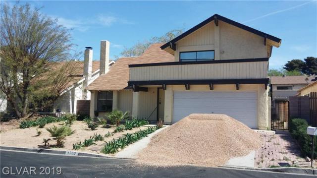 4760 Woodridge Road, Las Vegas, NV 89121 (MLS #2088651) :: Lindstrom Radcliffe Group