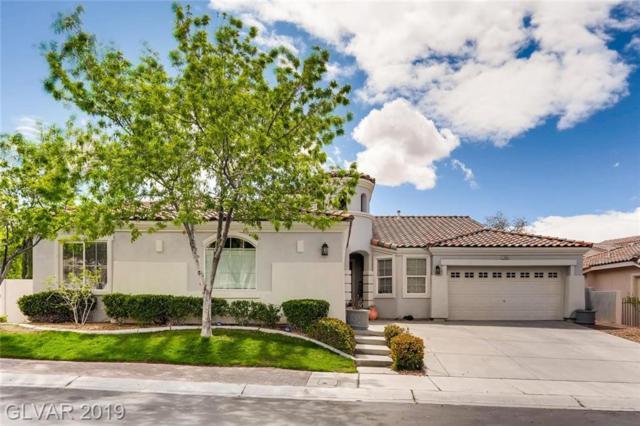 2989 Via Della Amore, Henderson, NV 89052 (MLS #2088738) :: Five Doors Las Vegas