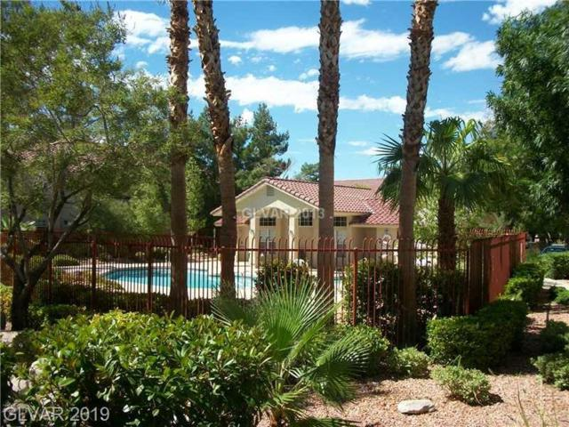 520 Arrowhead #1314, Henderson, NV 89015 (MLS #2088856) :: The Snyder Group at Keller Williams Marketplace One