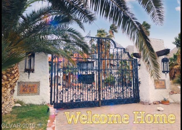 1414 Hollywood, Las Vegas, NV 89110 (MLS #2088858) :: Capstone Real Estate Network