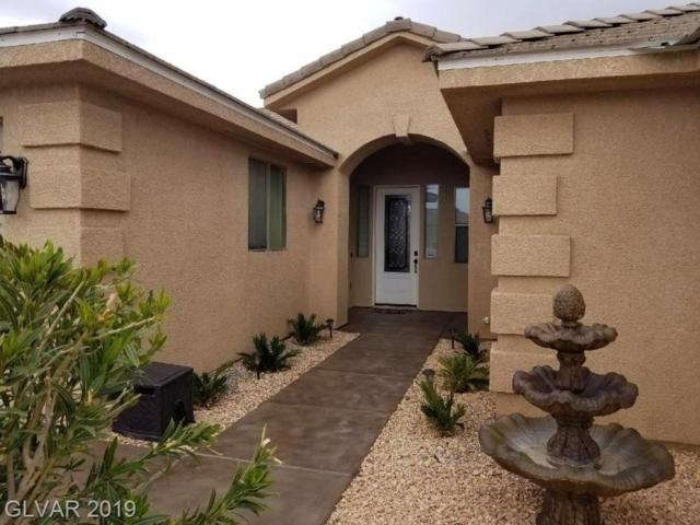 420 E Chevron, Pahrump, NV 89048 (MLS #2088861) :: Capstone Real Estate Network
