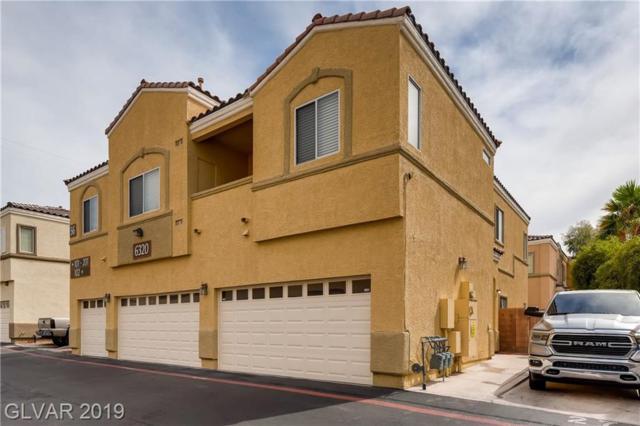 6320 Sandy Ridge #102, North Las Vegas, NV 89081 (MLS #2088891) :: Five Doors Las Vegas