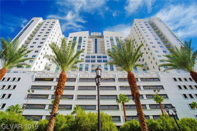 150 N Las Vegas #1514, Las Vegas, NV 89101 (MLS #2088932) :: The Snyder Group at Keller Williams Marketplace One