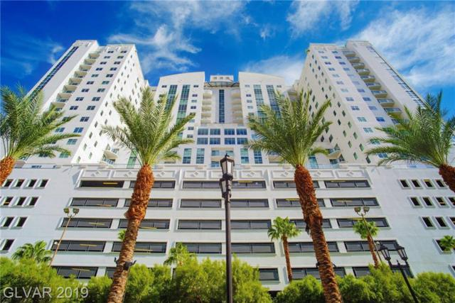 150 N Las Vegas #1005, Las Vegas, NV 89101 (MLS #2088935) :: The Snyder Group at Keller Williams Marketplace One
