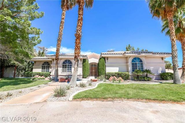 5886 Bonita Vista, Las Vegas, NV 89149 (MLS #2088951) :: Capstone Real Estate Network