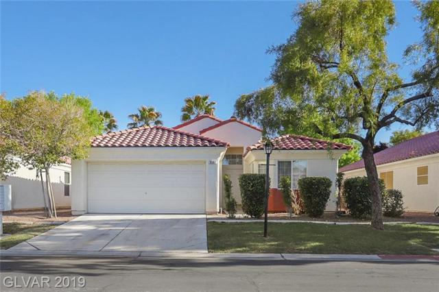 3597 Cherbourg, Las Vegas, NV 89141 (MLS #2089044) :: Five Doors Las Vegas