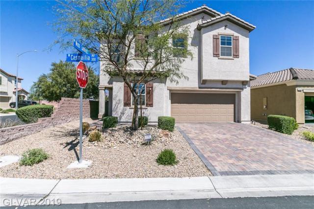 352 Casmailia, Las Vegas, NV 89031 (MLS #2089075) :: Five Doors Las Vegas