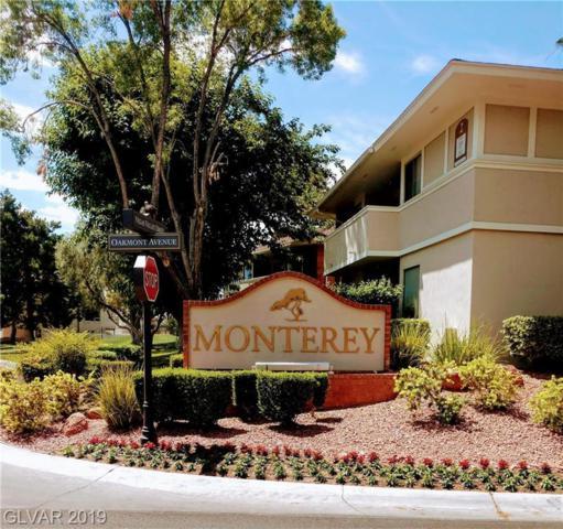 697 Oakmont #3307, Las Vegas, NV 89109 (MLS #2089207) :: ERA Brokers Consolidated / Sherman Group