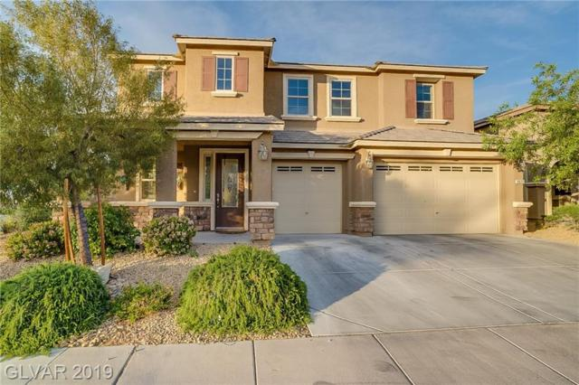 2672 Bad Rock Circle, Henderson, NV 89052 (MLS #2089223) :: The Snyder Group at Keller Williams Marketplace One