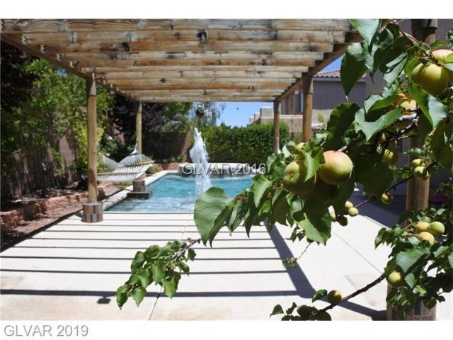 11392 Rancho Portena, Las Vegas, NV 89138 (MLS #2089249) :: The Snyder Group at Keller Williams Marketplace One