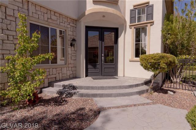 700 Sethfield, Las Vegas, NV 89145 (MLS #2089277) :: Five Doors Las Vegas