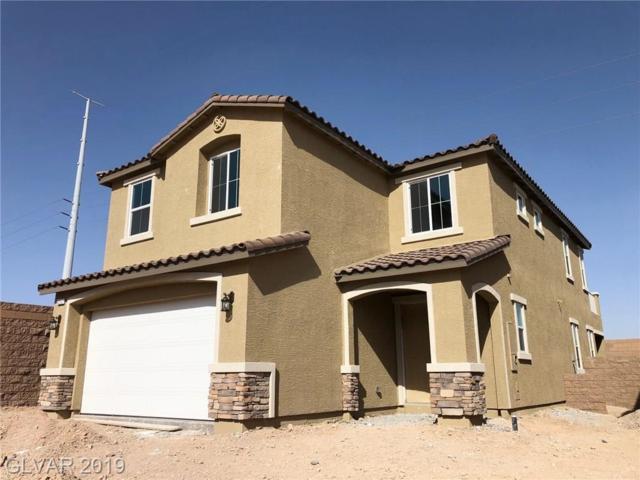 6252 Marine Blue, North Las Vegas, NV 89081 (MLS #2089283) :: The Snyder Group at Keller Williams Marketplace One