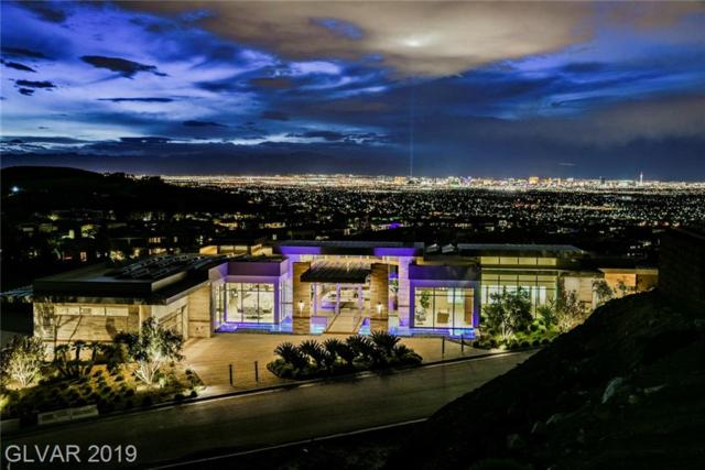 647 Cityview Ridge, Henderson, NV 89012 (MLS #2089351) :: The Snyder Group at Keller Williams Marketplace One