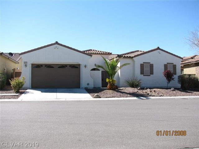 5177 E Agio, Pahrump, NV 89061 (MLS #2089411) :: The Snyder Group at Keller Williams Marketplace One