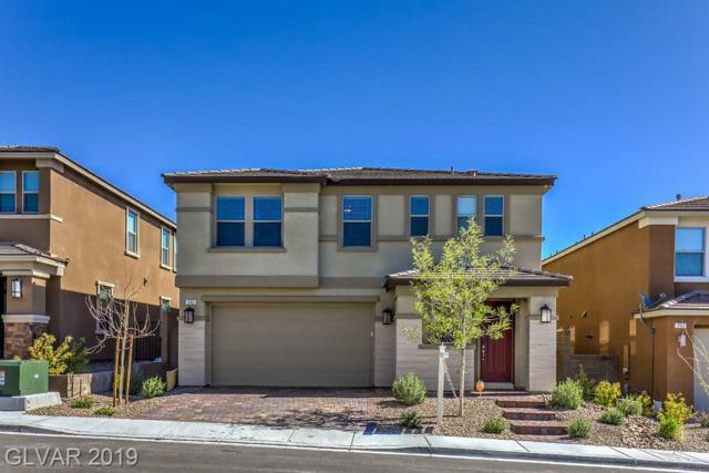 948 Glenhaven, Las Vegas, NV 89138 (MLS #2089412) :: The Snyder Group at Keller Williams Marketplace One