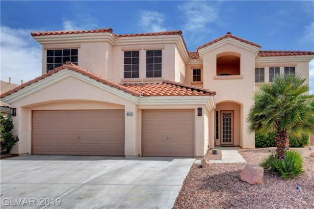 8613 Trianon, Las Vegas, NV 89145 (MLS #2089458) :: The Snyder Group at Keller Williams Marketplace One
