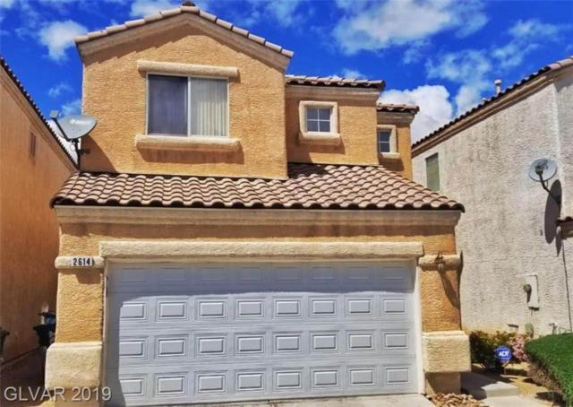 2614 Respectful, North Las Vegas, NV 89031 (MLS #2089460) :: Vestuto Realty Group