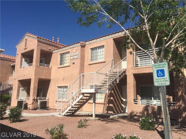 3318 Decatur #1134, Las Vegas, NV 89130 (MLS #2089477) :: Vestuto Realty Group