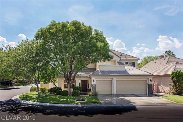 1013 Greystoke Acres, Las Vegas, NV 89145 (MLS #2089517) :: The Snyder Group at Keller Williams Marketplace One
