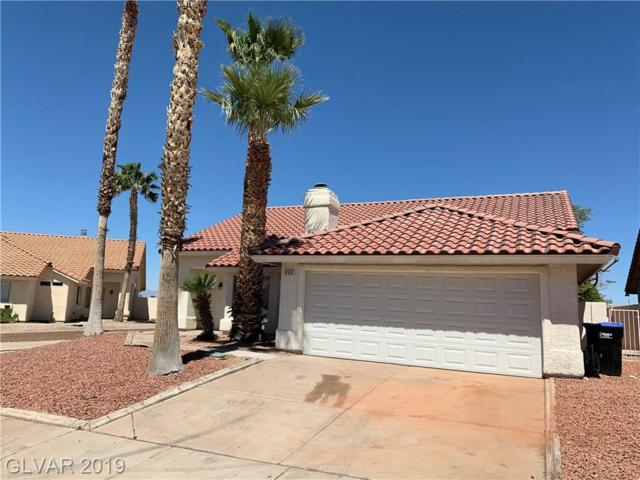 846 Coral Cottage, Henderson, NV 89002 (MLS #2089596) :: Vestuto Realty Group