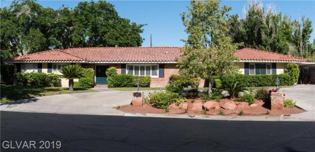308 Canyon, Las Vegas, NV 89107 (MLS #2089745) :: Signature Real Estate Group