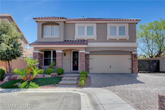 9686 Kirkland Ranch, Las Vegas, NV 89139 (MLS #2089759) :: Five Doors Las Vegas